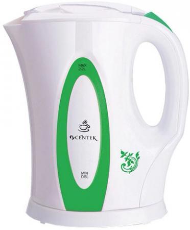 Чайник Centek CT-0032 green цена и фото