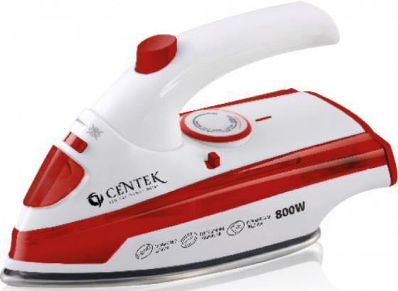 Утюг Centek CT-2340 800Вт белый красный утюг centek ct 2319