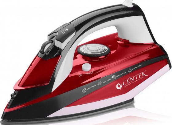 Утюг Centek CT-2344 RED 2400Вт красный centek ct 1112 white red