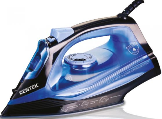 Утюг Centek CT-2351 Blue все цены