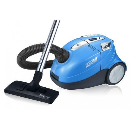 все цены на Пылесос Centek CT-2508 сухая уборка синий онлайн