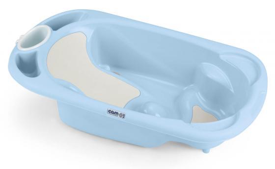 Ванночка Baby Bagno, цвет U47 голубая, CAM детская кровать timberica кровать фрея 2 детская
