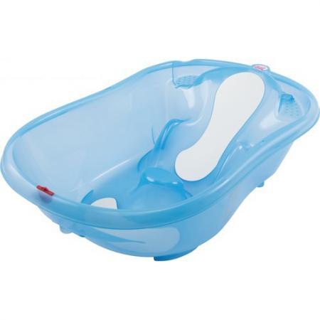 Onda Evolution, ванночка 808 голубой пастель 55, Ok Baby ванночка полимербыт малютка арт c426 голубой