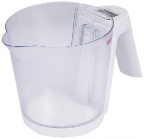 Весы кухонные Saturn ST-KS 7800 белый цена