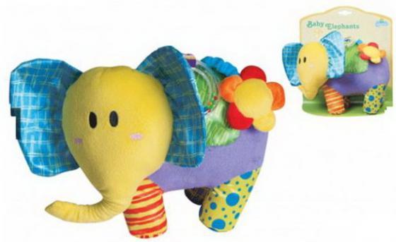 Мягкая игрушка слоник Parkfield Слоник пластик текстиль подвесные игрушки parkfield музыкальный слоник