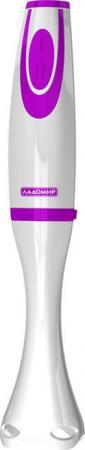 Блендер погружной Ладомир 432-7 200Вт белый фиолетовый блендер погружной ладомир 432 2 200вт белый красный