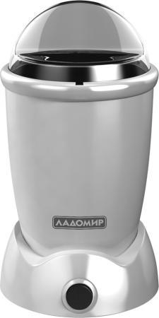 Кофемолка Ладомир 3К 230 Вт белый кофемолка ладомир 6 арт 7
