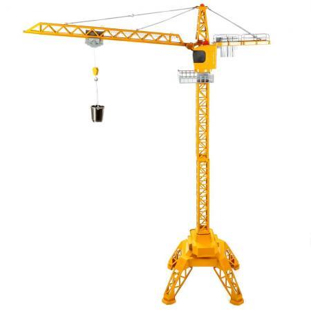 Кран Shantou Gepai Строительный кран (9814 ) желтый B1548071 стоимость