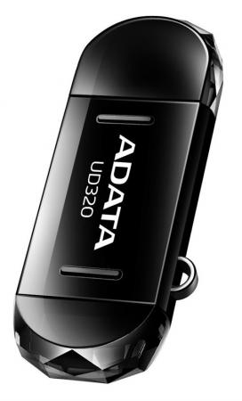 A-DATA Flash Drive 32Gb UD320 AUD230-32G-RBK {USB2.0, Black} цена и фото