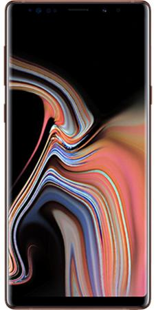 Смартфон Samsung Galaxy Note 9 медный 6.4 512 Гб LTE NFC Wi-Fi GPS 3G SM-N960FZNHSER смартфон samsung galaxy note 9 512 гб медный sm n960fznhser
