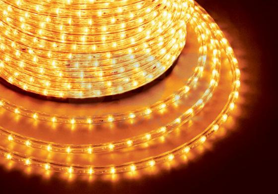 Дюралайт LED, постоянное свечение (2W) - желтый Эконом 24 LED/м , бухта 100м бра colosseo susanna 80311 2w