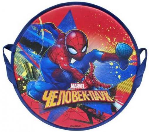 Ледянка Человек-Паук, круглая, 52 см человек паук 25 см