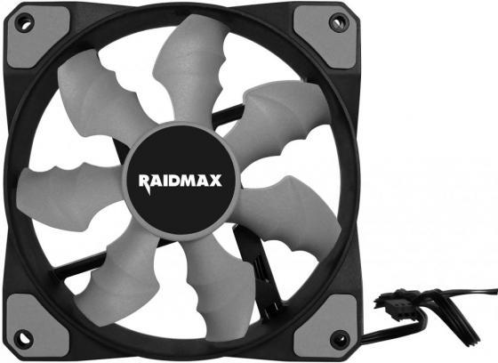 Вентилятор Raidmax RX-120SR-GY GRAY 120x120x25мм (60шт./кор, пит. от мат.платы и БП, 1200об/мин) (RX-120SR-GY) Retail tokyobay t249 gy