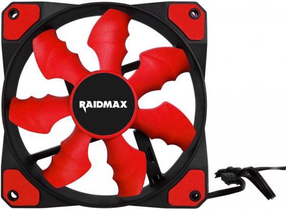 Вентилятор Raidmax RX-120SR-R RED 120x120x25мм (60шт./кор, пит. от мат.платы и БП, 1200об/мин) (RX-120SR-R) Retail 325 fortified fibre glass main blades set for r c helicopters