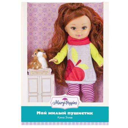 Кукла Mary Poppins Элиза Мой милый пушистик, олененок 26 см 451235 кукла mary poppins элиза мой милый пушистик зайка