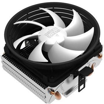 Кулер PCCooler Q102 S775/115X/AM2/AM3/AM4/FM1/FM2 (45 шт/кор, TDP 86W, 2 тепловых трубки 6мм, вент-р 100мм, 2200RPM, 20dBa) Retail Color Box original projector lamp tlplw3a for tdp t90a tdp t90au tdp t91a tdp t91au tdp tw90au