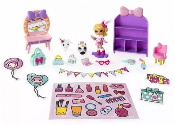 Party Popteenies Игровой набор коробка с сюрпризом, в асс-те игровой набор с куклой party popteenies хлопушка с сюрпризом