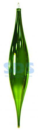 """Елочная фигура """"Сосулька"""", 91 см, цвет зеленый hawk hktr101 36 d 91 см"""