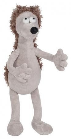 Мягкая игрушка ежик Гнутики Ёжик - Колючий Клубочек 22 см искусственный мех цена