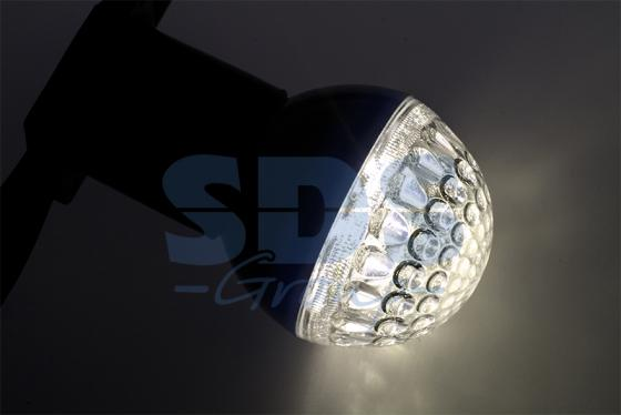 Лампа светодиодная шар NEON-NIGHT 405-216 E27 3W 9 LED, O50мм тепло-белая