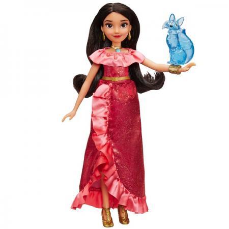 Игрушка Hasbro Disney Princess кукла ЕЛЕНА ПРИНЦЕССА АВАЛОРА и Зузо disney princess disney princess маленькая кукла принцесса плавающая на круге