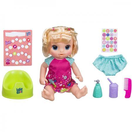 "Игрушка Hasbro Baby Alive Кукла ""Танцующая Малышка"" Блондинка цена"