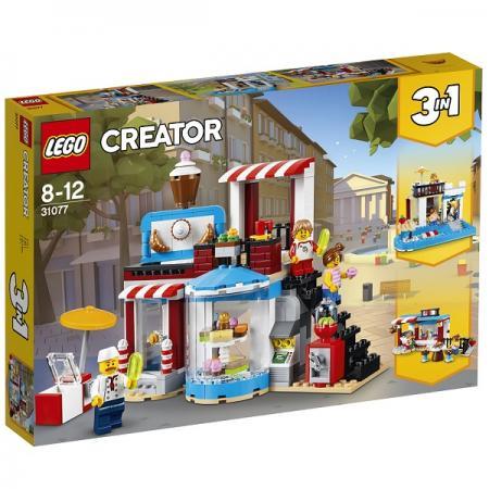 Конструктор LEGO Модульная сборка: приятные сюрпризы 396 элементов сюрпризы фнаф