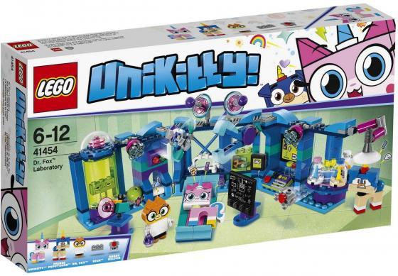 Конструктор LEGO Unikitty Лаборатория доктора Фокса 359 элементов 41454 конструктор lego unikitty лаборатория доктора фокса 359 элементов 41454