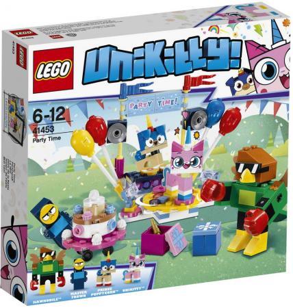 Конструктор LEGO Unikitty Вечеринка 214 элементов 41453 конструктор lego unikitty 41453 вечеринка