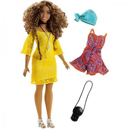 Кукла Barbie (Mattel) Игра с модным набором одежды FJF70