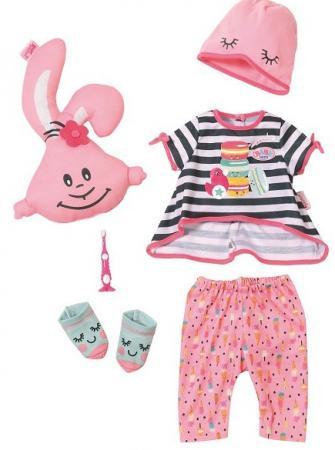 """Одежда для кукол Zapf Creation Набор одежды """"Пижамная вечеринка"""""""