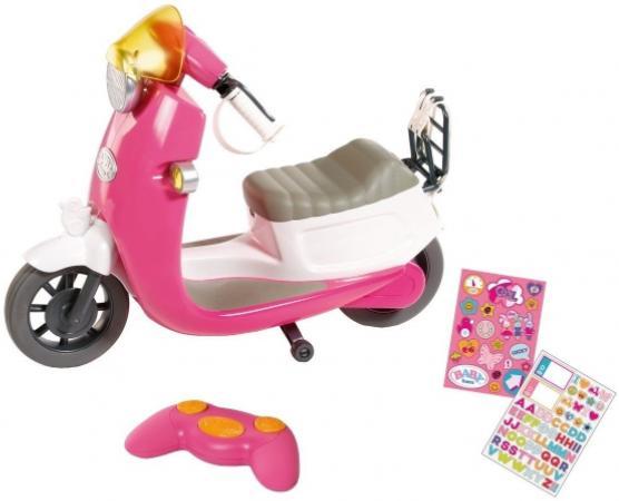 Скутер на радиоуправлении Zapf Creation BABY born скутер на радиоуправлении zapf creation baby born