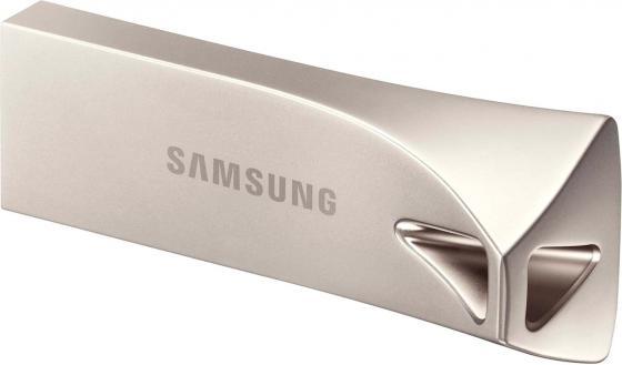 Внешний накопитель 64GB USB Drive (USB 3.1) Samsung BAR Plus (up to 300Mb/s) (MUF-64BE3/APC) внешний накопитель 32gb usb drive usb 3 1 samsung bar plus up to 300mb s muf 32be4 apc