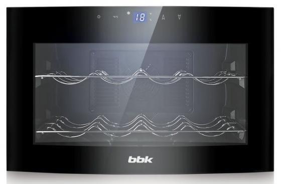 Холодильник BBK RF 048 черный холодильник bbk rf 098 белый