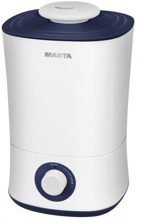 Увлажнитель воздуха Marta MT-2687 синий мультиварка marta mt 4314 темный агат