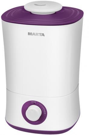 цена Увлажнитель воздуха Marta MT-2687 фиолетовый