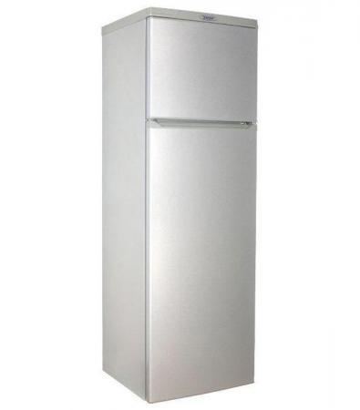 Холодильник DON R R-236 MI серебристый r
