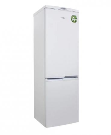 Холодильник DON R R-291 BI белый двухкамерный холодильник don r 291 g