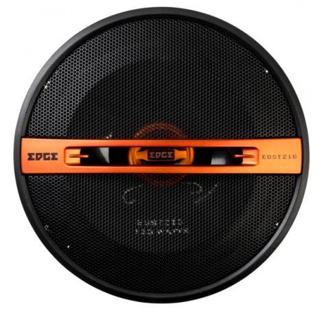 Колонки автомобильные Edge EDST216-E6 120Вт 86дБ 4Ом 16см (6.5дюйм) (ком.:2кол.) коаксиальные двухполосные