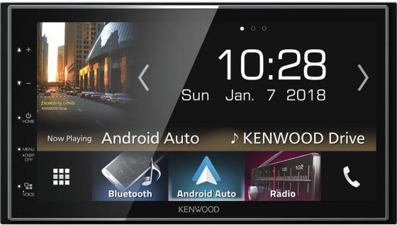 Автомагнитола Kenwood DMX7018BTS 2DIN 4x50Вт автомагнитола kenwood dmx110bt