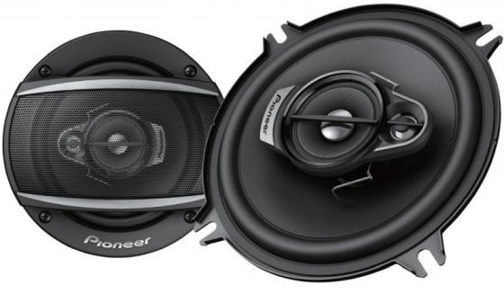 Колонки автомобильные Pioneer TS-A1370F 300Вт 87дБ 4Ом 13см (5дюйм) (ком.:2кол.) коаксиальные трехполосные gps навигаторы автомобильные pioneer