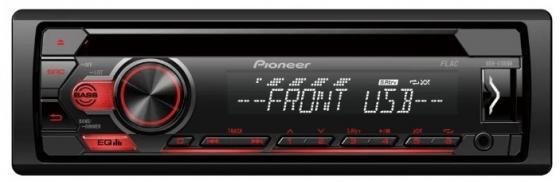 Автомагнитола CD Pioneer DEH-S110UB 1DIN 4x50Вт автомагнитола cd pioneer deh 9450ub 1din