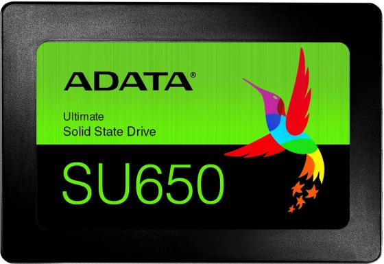 "Накопитель SSD A-Data SATA III 120Gb ASU650SS-120GT-R Ultimate SU650 2.5"" накопитель ssd corsair cssd f120gbmp500 120gb cssd f120gbmp500"