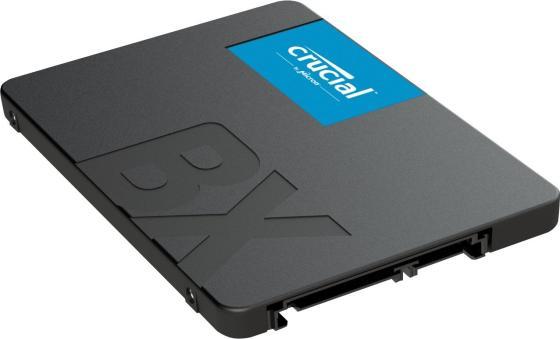 Купить Накопитель SSD 2.5 480 Gb Crucial CT480BX500SSD1 Read 540Mb/s Write 500Mb/s 3D NAND TLC