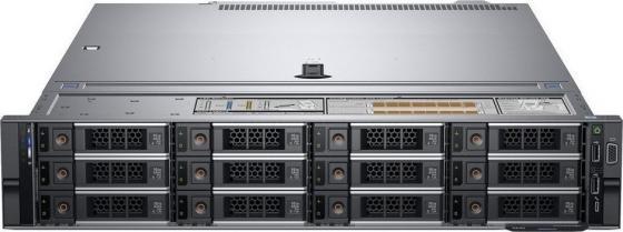 "лучшая цена Сервер Dell PowerEdge R540 1xSilver 4112 1x16Gb 2RRD x8 1x1Tb 7.2K 3.5"" SATA RW H730p LP iD9En 1G 2P 1x750W 3Y NBD (R540-6987)"