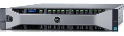 Сервер Dell PowerEdge R730 1xE5-2650v4 x16 2.5 RW H730 iD8En 1G 4P 1x750W 3Y PNBD (210-ACXU-335) сервер dell poweredge r730 1xe5 2630v4 2x16gb 2rrd x16 2 5 rw h730 id8en 5720 4p 2x750w 3y pnbd 21 [210 acxu 202]