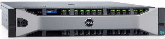 Сервер Dell PowerEdge R730 1xE5-2640v4 x8 2.5 RW H730 iD8En 5720 4P 2x750W 3Y PNBD (210-ACXU-340)