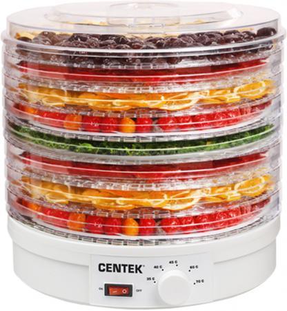 Сушилка для овощей и фруктов Centek CT-1656 сушилка для овощей и фруктов centek ct 1654