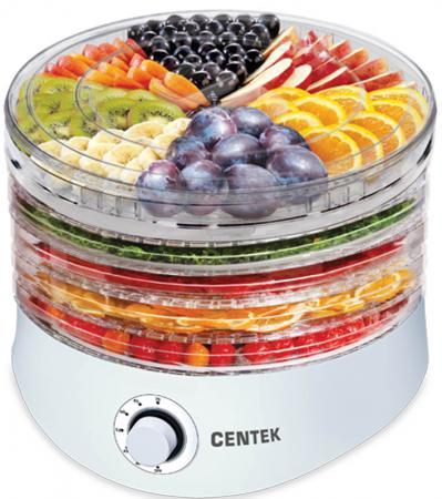 Сушилка для овощей и фруктов Centek CT-1657 белый