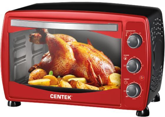 Мини-печь Centek CT-1531-42 Red Promo цена 2017